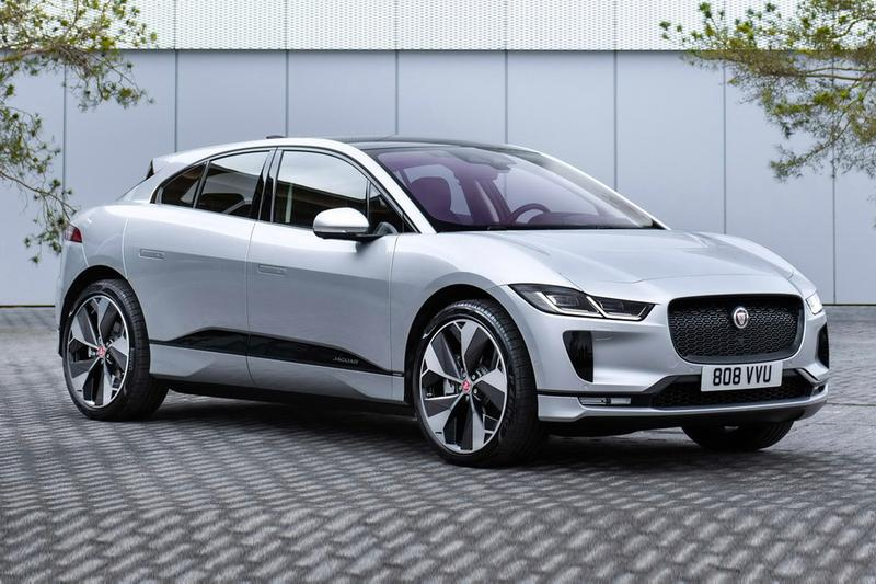 Jaguar To Become All-Electric Brand By 2025 Announcement Electric Vehicles EVs Electri Cars Land Rover Reimagine strategy EMA Electric Modular Architecture MLA Range Rover Discovery Defender XJ Limousine Jaguar XJ I-pace electric SUV XE XF E-Pace F-Pace