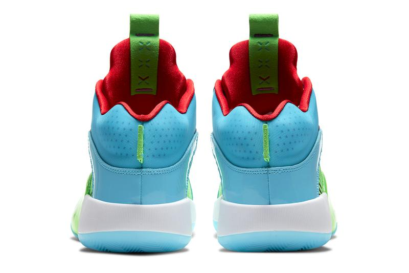 air michael jordan brand 35 jayson tatum women in power pe player edition dd3667 400 blue green red white purple official release date info photos price store list buying guide