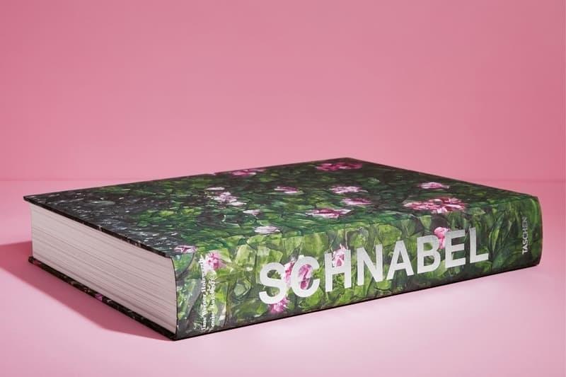 TASCHEN Julian Schnabel art book laurie anderson moma basquiat