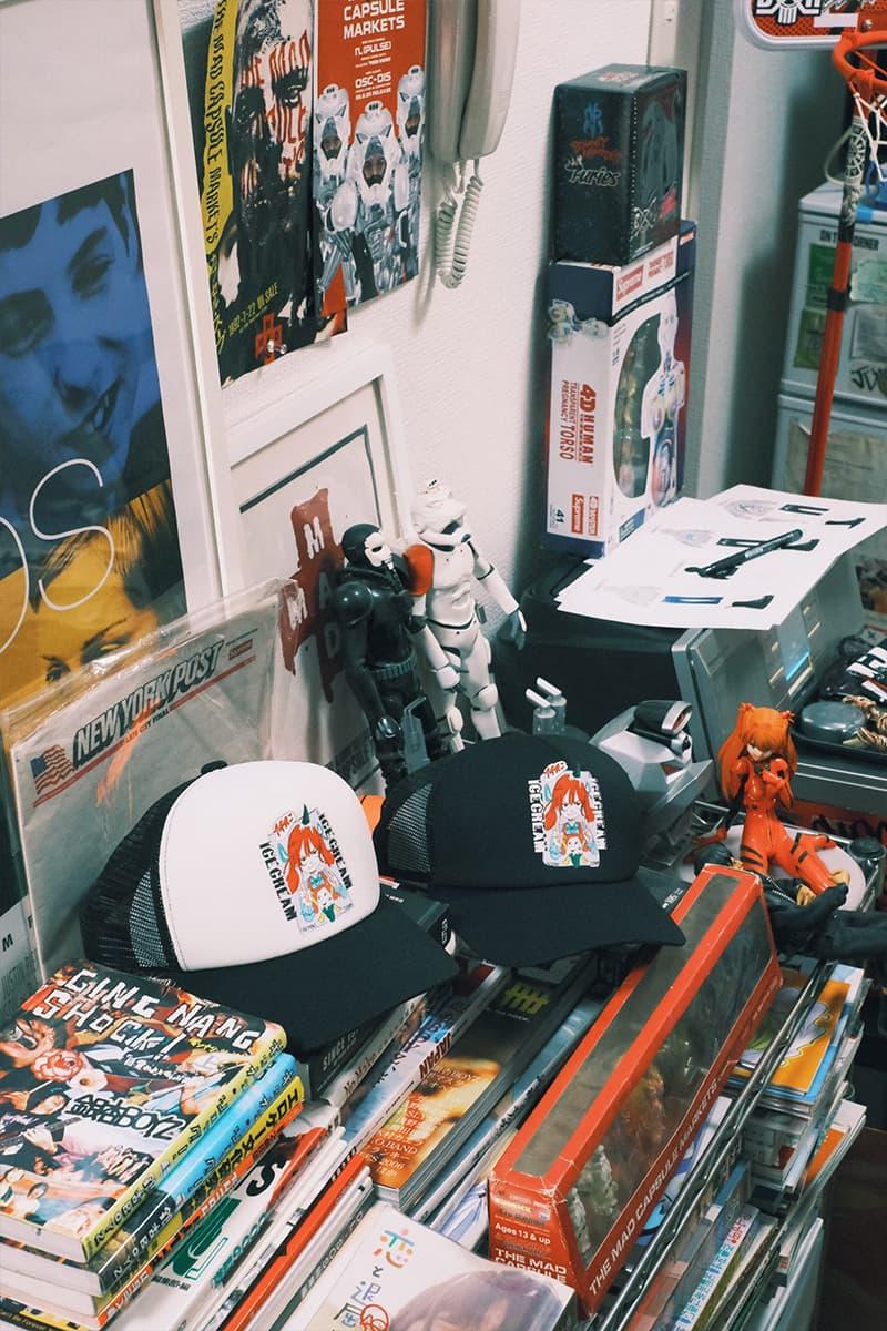Jun Inagawa BBC ICECREAM Capsule Collection HBX Release Info