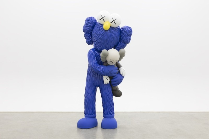 "The Brooklyn Museum Highlights Standout Works From KAWS' ""WHAT PARTY"" Exhibit"