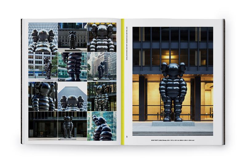 kaws what party book release phaidon brooklyn museum moma design store