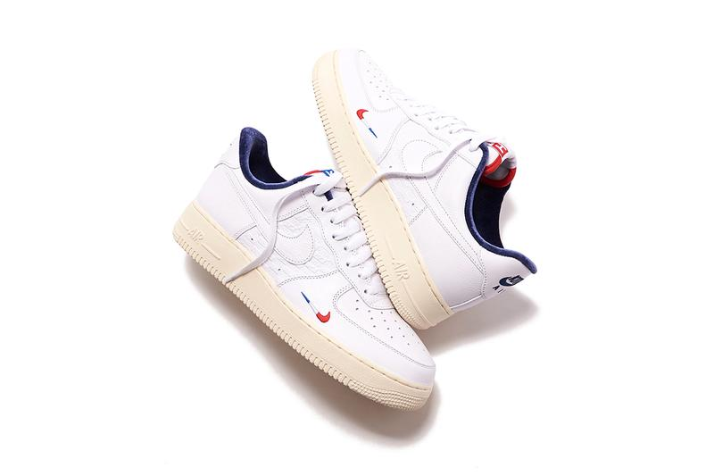 kith nike air force 1 low paris cz7927 100 release date info store list buying guide raffle store list photos price ronnie fieg france flagship