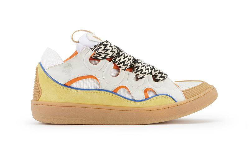 Lanvin Releases New Colors to Its $900 USD Osiris D3-Inspired CURB Sneakers fm skrk11 dra1 p21b145 Bruno Sialelli