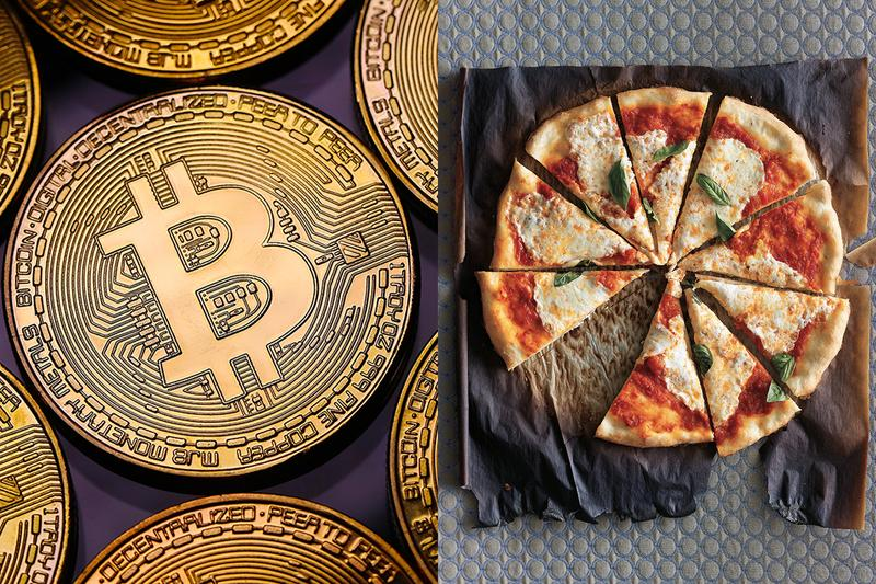 Laszlo Hanyecz Bitcoin Pizza Money 470 Million USD Price Papa John's Pizza BTC Cryptocurrency