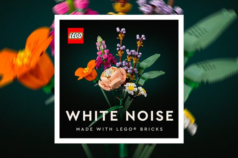 LEGO White Noise Playlist Stream bricks ambient music