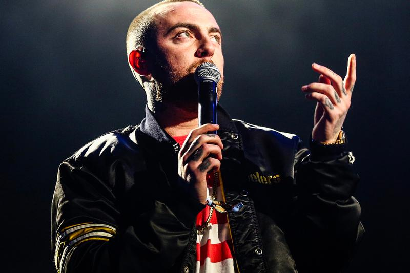 Mac Miller Faces Coming to Streaming Services mixtape kids kickin incredibly dope shit circles swimming