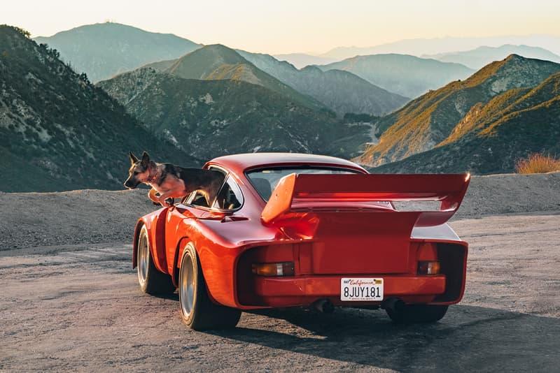 Magnus Walker x Santo Gallery by Daniel Malikyar Porsche 911 Collection Los Angeles Street Racing Custom Builds Urban Outlaw DTLA Photo Series Galleries Editions Prints