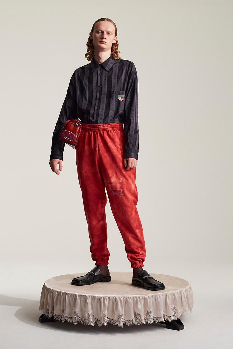 martine rose london spring summer 2021 collection lookbook release details buy cop purchase