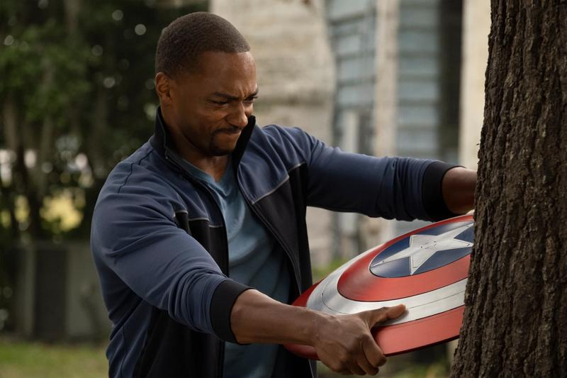 marvel cinematic universe disney plus anthony mackie sebastian stan the falcon and the winter soldier stills images