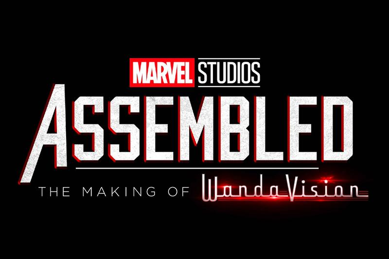Marvel Studios Assembled: The Making of WandaVision Behind the scenes Marvel Cinematic Universe Disney+ Disney Plus The Falcon and the winter soldier lokki black widow MCU