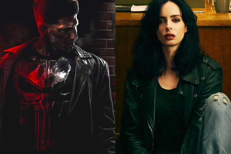 Marvel Studios Reclaims Rights the Punisher jessica Jones Netflix tv shows series characters comics frank jon berthal live action productions info