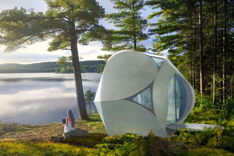 Masayuki Sono Nasa Housing Challenge Winner 2015 3D Printed Futuristic Spherical Homes Japanese Serendix Partners