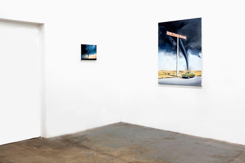 matt mccormick exhibition paintings gauthier gallery los angeles