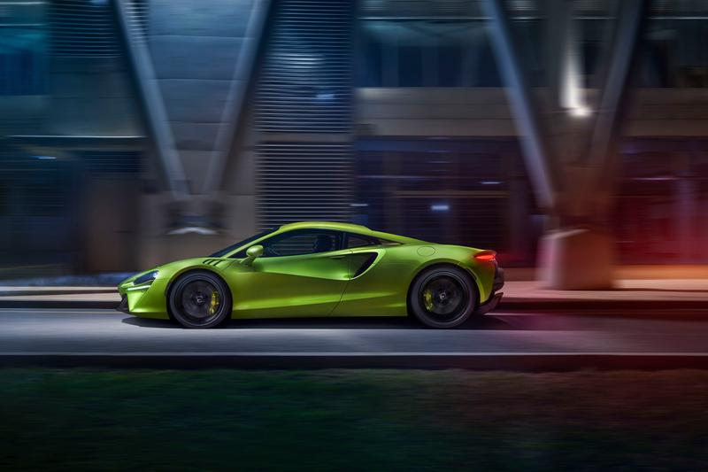 McLaren Artura V6 Hybrid Twin Turbo Hypercar Revealed First Look British Supercar Fast Speed Power Performance MPH 671 BHP Price $225,000 USD