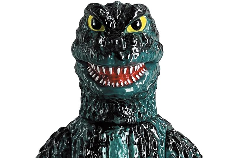 Medicom Toy 1954 Godzilla Destroy All Monsters toys accessories collectibles vinyl figures spring summer 2021 collection ss21 info