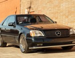 Michael Jordan's Mercedes-Benz S600 Lorinser Is up for Grabs Again