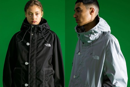 THE NORTH FACE PURPLE LABEL Remixes Vintage 65/35 Mountain Parka for monkey time