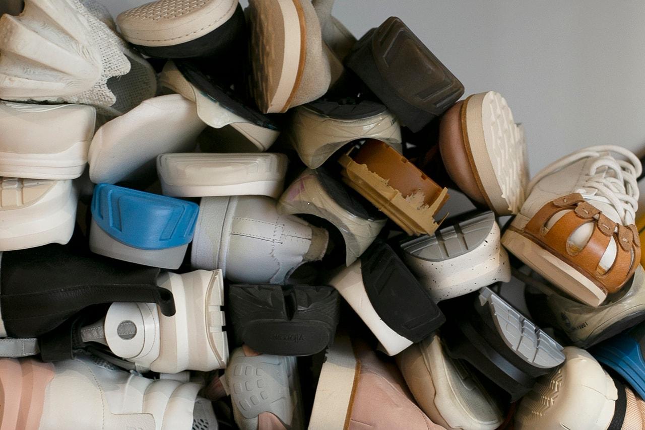 Sole Mates Mr. Dan Bailey ConceptKicks Nike ISPA Road Warrior Takashi Murakami adidas Ammonite Superstars London Based Designer Product Innovator Footwear Industry Creative Design Shoe Sneakers HYPEBEAST Feature Interview