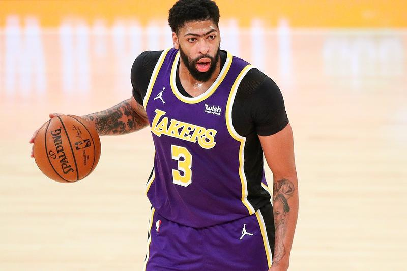 nba Anthony Davis Sit Out Until March 2021 Achilles Aggravation injury national basketball association all star weekend game lebron james los angeles lakers champions championship