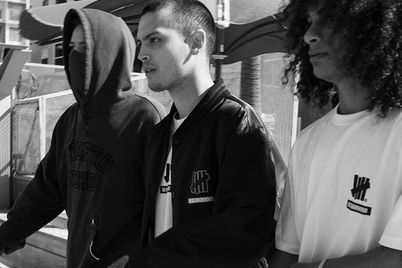 NEIGHBORHOOD and UNDEFEATED Link up for Graphic-Filled SS21 Capsule