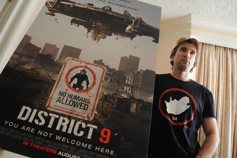 Neill Blomkamp District 9 10 Sequel In Development Screenplay Info