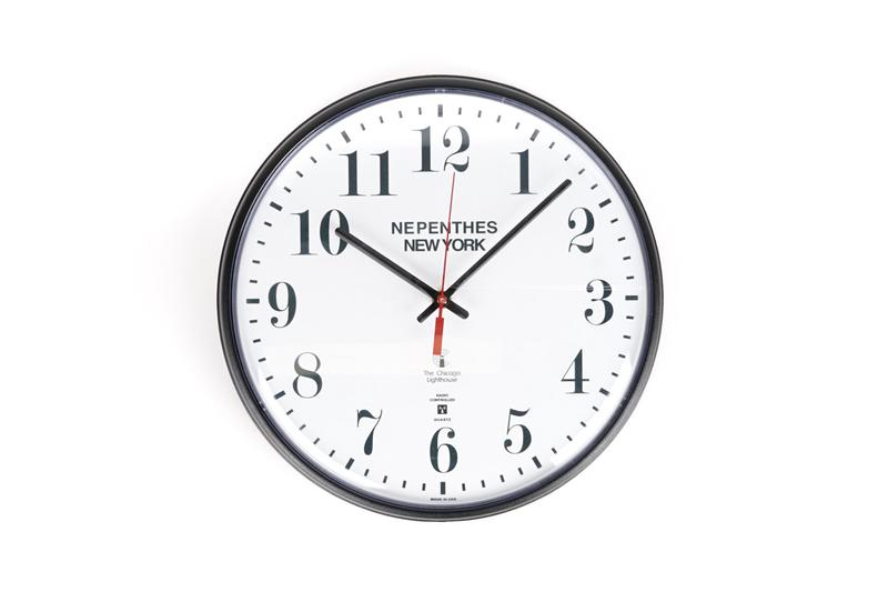 nepenthes new york wall clock the chicago lighthouse