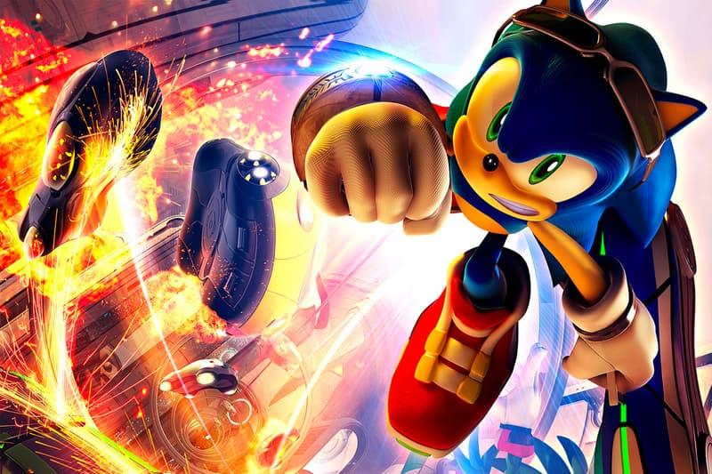 Netflix sega of america WildBrain Sonic Prime animated Series Announcement the hedgeehog