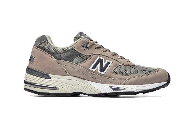 new balance 991 made in the uk 20th anniversary moonbeam gray navy official release date info photos price store list buying guide