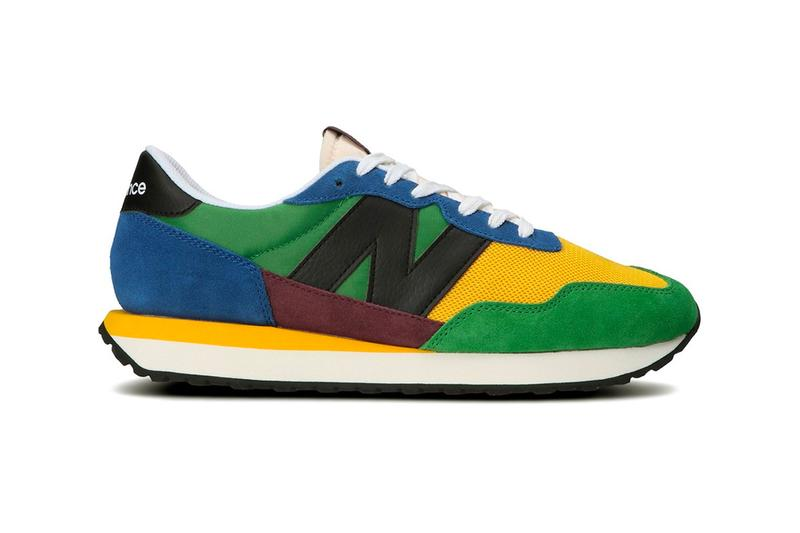 "New Balance 237 ""Green"" Sneaker Release Date colorway MS237LB1 japan buy website price info details"
