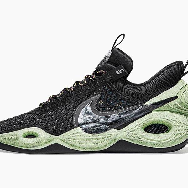 "Nike ""Move to Zero"" Sustainable Basketball Sneaker"