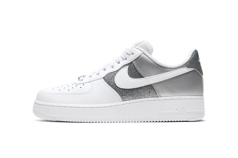 nike air force 1 low white metallic silver DD6629 100 release info store list buying guide photos offspring
