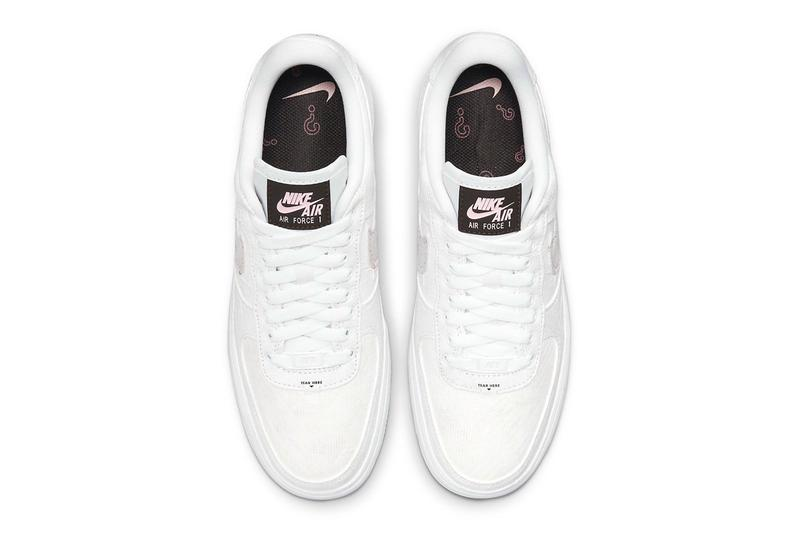 nike air force 1 low Reveal Fauna Brown Arctic Punch Pale Vanilla dj9941 244 menswear streetwear shoes kicks runners trainers spring summer 2021 ss21 info