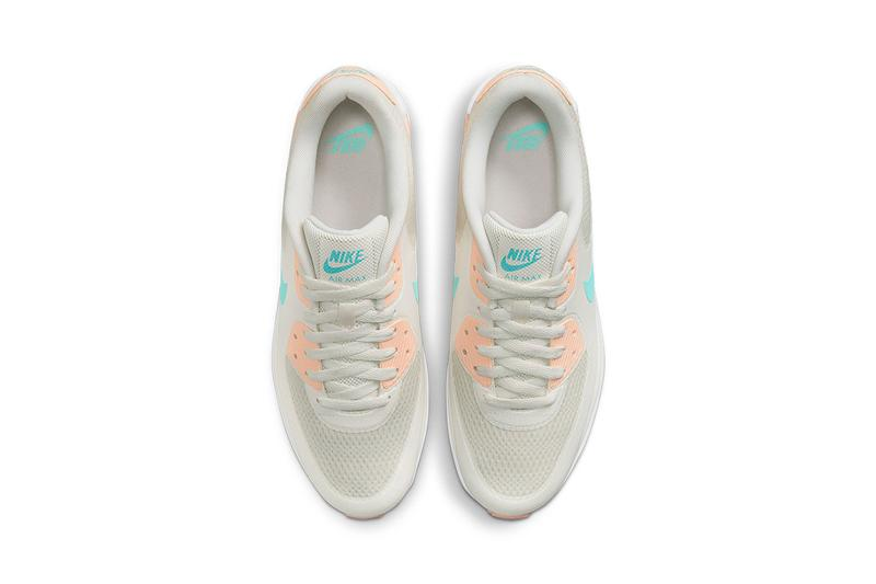 Nike Air Max 90 G Tees Up Beach-Inspired Style Overtone Miami Vice