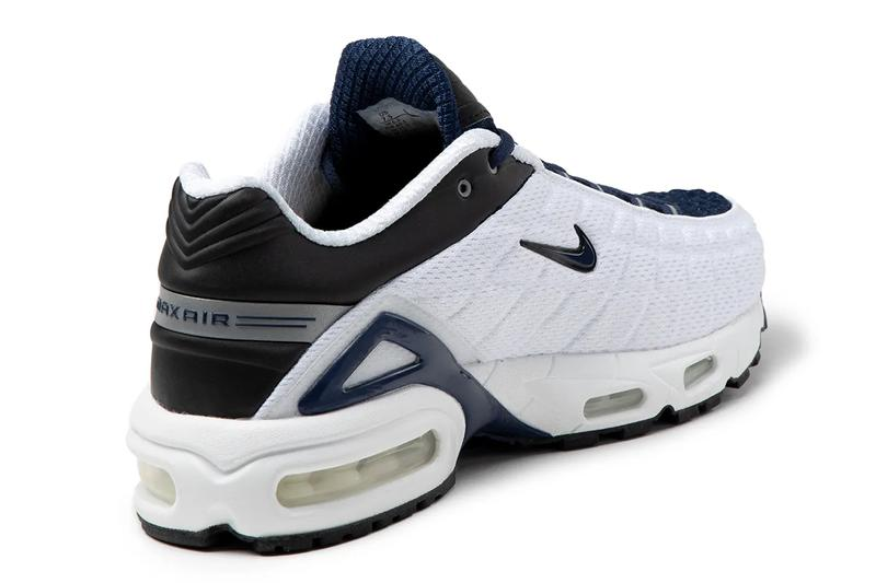 nike sportswear air max tailwind v 5 white midnight navy black CU1704 100 official release date info photos price store list buying guide