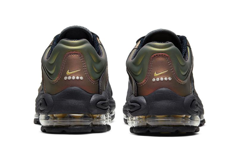 nike air tuned max celery dark charcoal saturn red CV6984 001 release date info store list buying guide photos price
