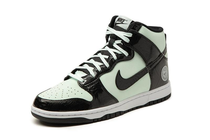 nike dunk high all star barely green black white DD1398 300 release date store list buying guide photos closer look price nba