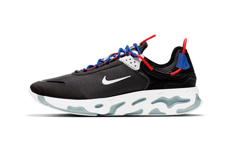 nike react live running sneaker footwear trainers anthracite unreleased release info low price model white black blue red n 354