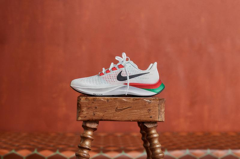 Nike Eliud Kipchoge Capsule Collection Release nike air zoom Alphafly Next percent 1:59:40 kenya colorway