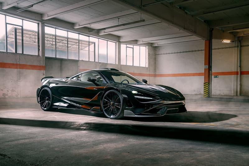 NOVITEC Group Releases McLaren 765LT With 855hp Supercar Ferrari Lamborghini