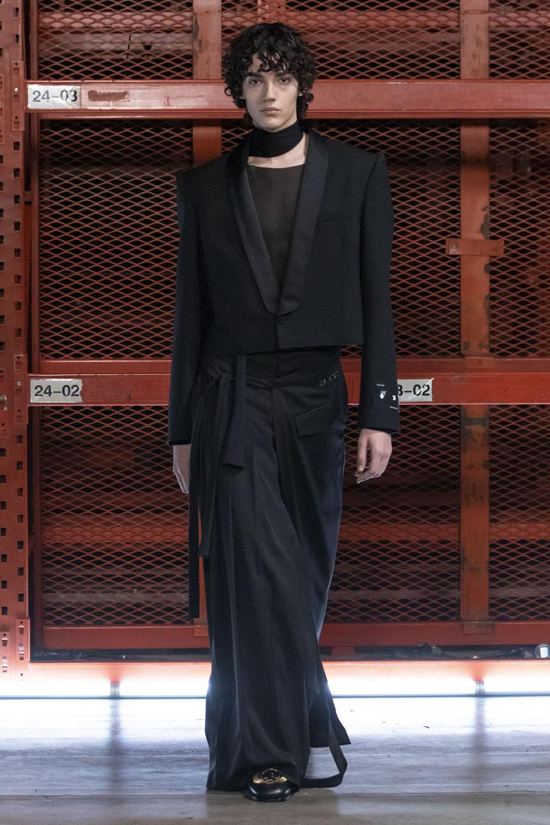 Off-White™ Spring/Summer 2021 Runway Collection ss21 menswear womenswear imaginary tv virgil abloh adam is eve