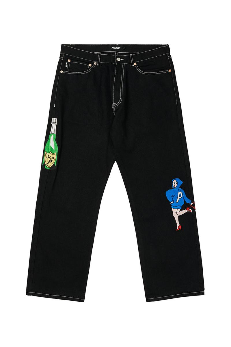 Palace Skateboards Spring 2021 Collection Drop Date Release Information Cop Drop Closer Look First Seen adidas Originals Stan Smith Collaboration Alice Cooper Tees Jumpers Knits Trousers Jackets Outerwear Tri Ferg Decks Accessories