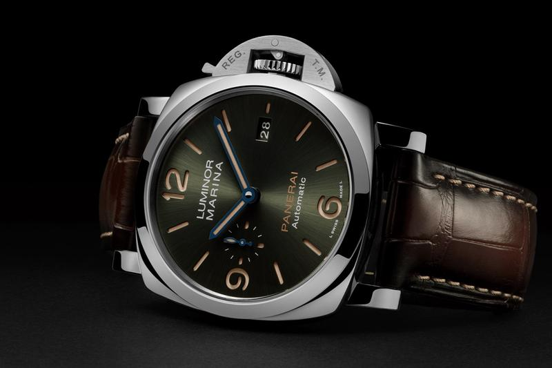 Panerai Offers 70-Year Warranty And Servicing Costs On Anniversary Platinumtech Luminor Marina