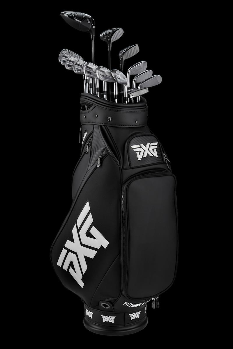 PXG fashion golf clubs sports influencers TopGolf 0211 Fairway Woods and Hybrids Drivers Iron Clubs Founder CEO Bob Parsons Mike Nicolette Brad Schweiger Renee Parsons versatility personalized fitting advanced DualCOR System, Honeycomb TPE inserts, ultra-thin clubface, and adjustable weighting high-performance drivers, fairway woods, hybrids, irons, wedges and putters experiential luxury experience PGA tour stainless steel progressive offset Ti811 body and a Ti412 face material MOI consistency AM355 round face design
