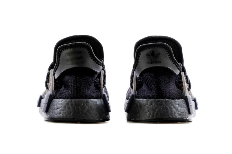 pharrell williams adidas originals terrex triple black nmd hu 0 to 60 stmt free hiker trailmaker mid GZ8342 GX2486 GX2487 GZ9820 official release date info photos price store list buying guide