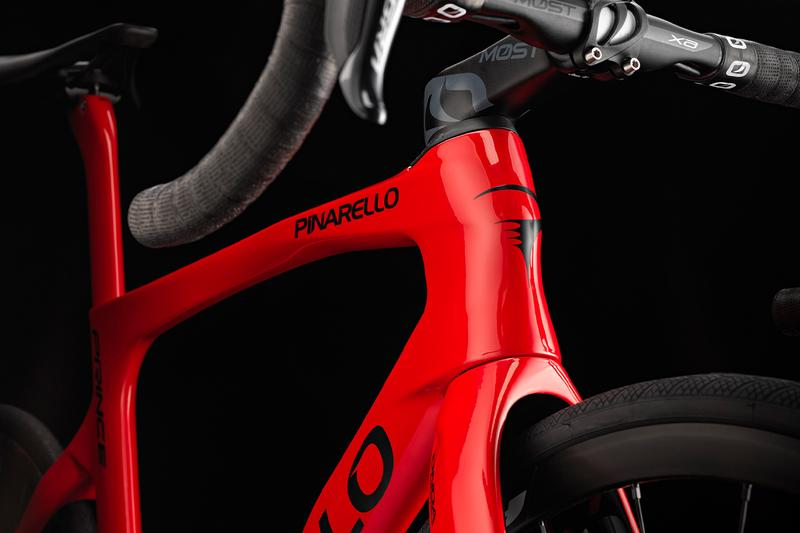 Pinarello Prince Cycling Release Information carbon road bike dogma F12