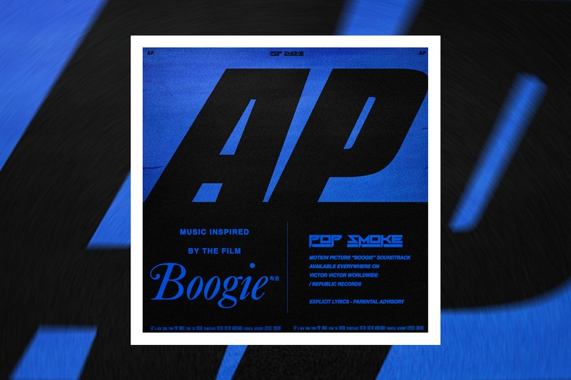 "Pop Smoke Posthumously Delivers 'Boogie' Soundtrack Cut ""AP"""