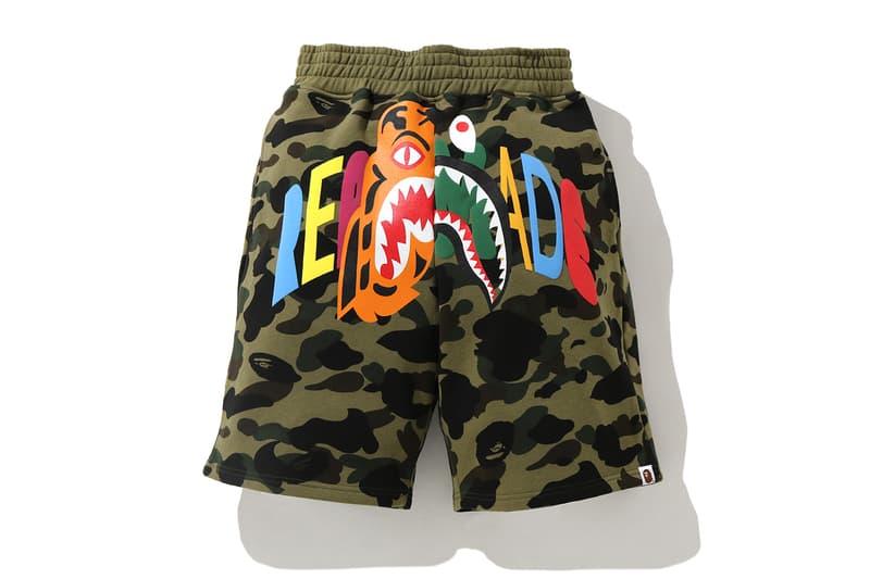 READYMADE BAPE Collection Release Info T shirt hoodie Shorts Buy Price A Bathing Ape Yuta Hosokawa