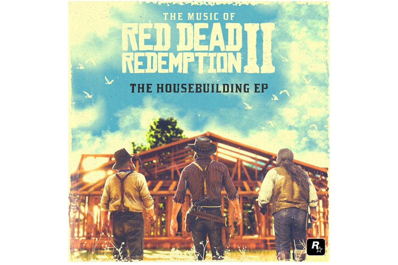 red dead redemption 2 music housebuilding ep release