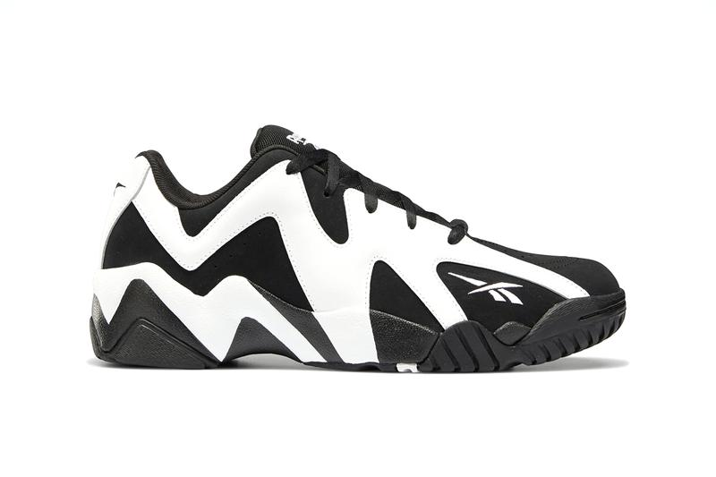 reebok kamikaze ii low of black white FY9780 release info date store list buying guide photos price